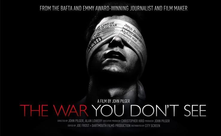 Novinář v popkultuře: Válka, kterou nevidíte