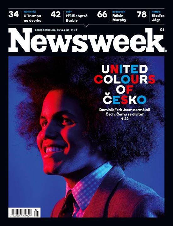 Vyšel první český Newsweek – časopis bez hranic