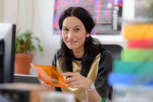 Iva Jonášová je novou šéfredaktorkou Radia Wave