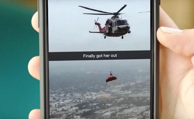 Událost ze všech úhlů pohledu by díky Snapchatu mohla být realitou