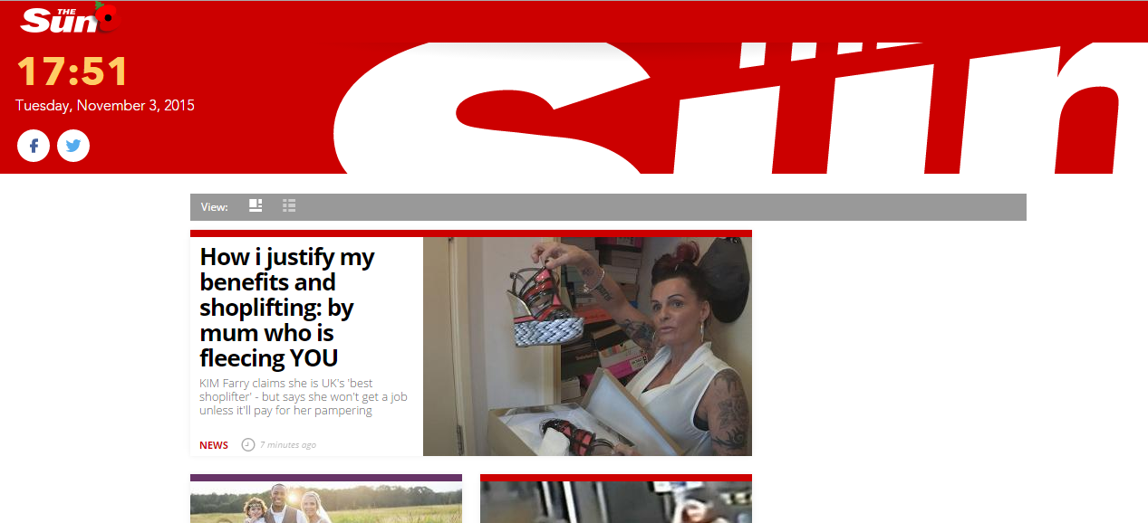 Britský deník The Sun končí spoplatky za internetové zpravodajství