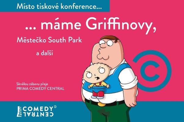 Nová Prima Comedy Central hledá svůj slogan mezi diváky