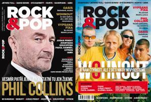 Hudební měsíčník Rock&Pop se začal zaměřovat zvlášť na zahraniční a tuzemskou scénu