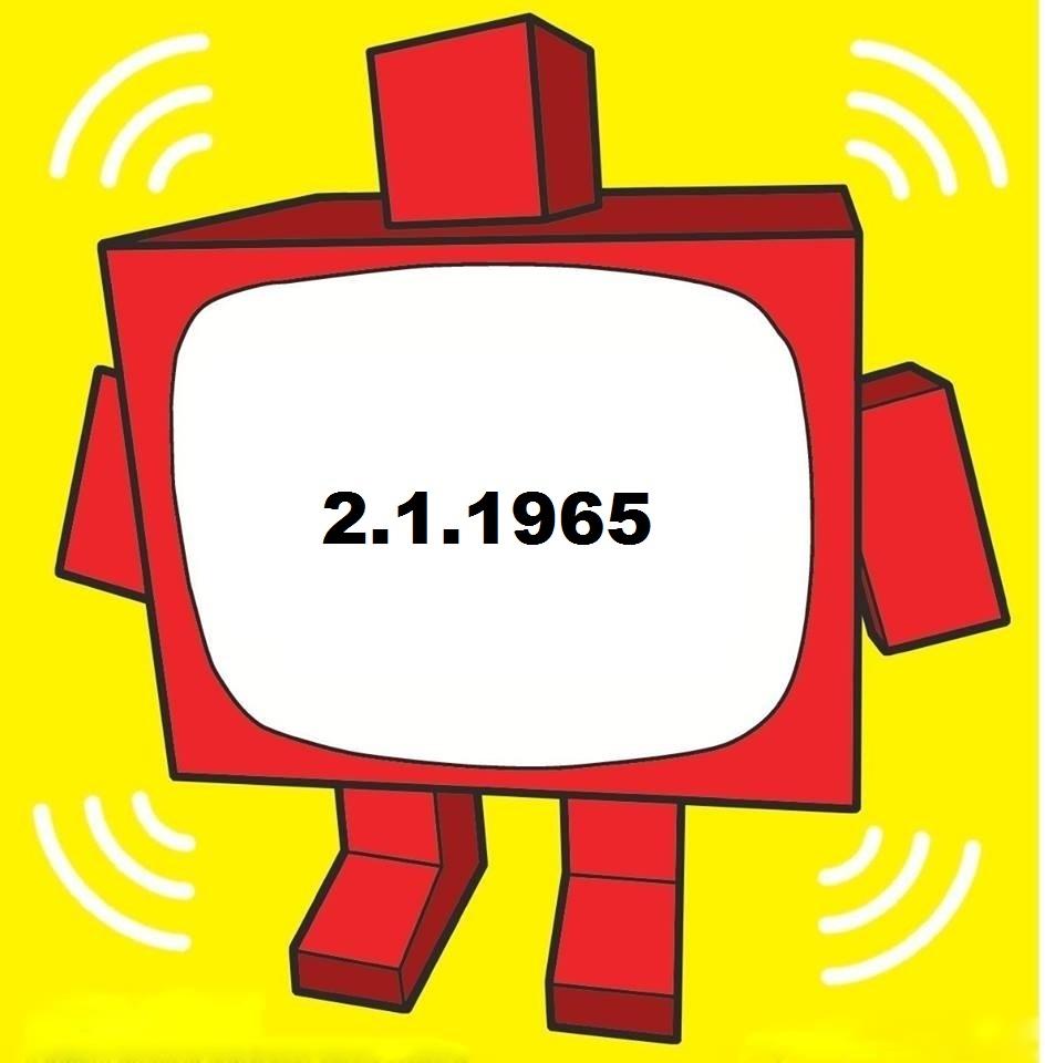 2. 1. 1965 – První vysílání Večerníčku