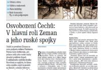 Web Neovlivní.cz vedený Sabinou Slonkovou vydává svůj první měsíčník