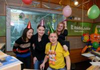 Rádio Junior oslavilo tři roky