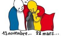 Bruselský atentát v médiích: Internet. Weby sází na online reportáže, sociální sítě opět zahlcují hashtagy