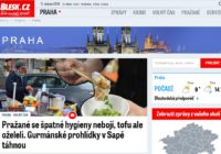 Blesk.cz spouští regionální rubriky. Začíná Prahou