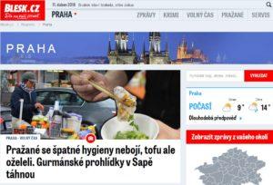 Blesk Praha