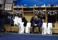 Pohled do soukromí hráčů NHL. ČT vysílá dokumentární cyklus  snázvem Sezona za vodou