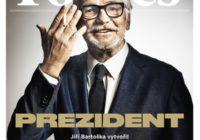 Hattrick Forbesu na předávání cen Časopis roku 2015