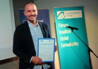 Novinářské ceny už mají své majitele, poprvé se dočkali i regionální žurnalisté