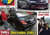 Časopis Svět motorů vydal své třítisící číslo