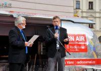 Odstartoval 32. ročník festivalu Prix Bohemia Radio, poprvé v Olomouci