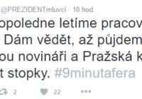 Twitter Jiřího Ovčáčka? Skvělá komedie!