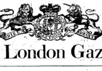 7.11. 1665 – Nejstarší dodnes vycházející anglické noviny