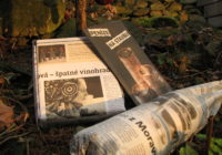 #Advent 11: Žurnalistův sen aneb jak ušetřit za balicí papír