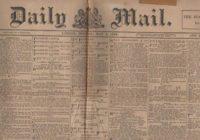 4.5.1896 – Založení deníku Daily Mail