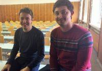Na nic nečekejte a pište, radí sportovní novináři Jan Šimek a Adam Sušovský