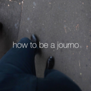 Novinář v popkultuře: Being a journalist for a day