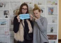 Fotoreport: Den otevřených dveří pro budoucí žurnalisty