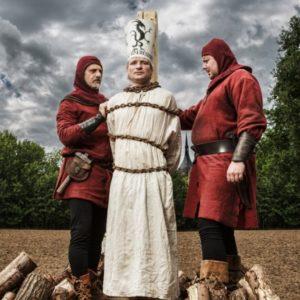 Česká televize spolupracuje s Německem, Francií a Švédskem. Společně chystají tři historické filmy