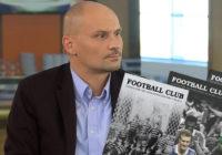 Football Club – čtvrtletník vymyšlený v oblacích. Jeden z životních počinů, který se povedl, říká Karel Häring