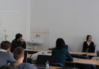 Studenti diskutovali o sporné reportáži Janka Kroupy