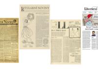Literární noviny slaví 91 let od svého vzniku