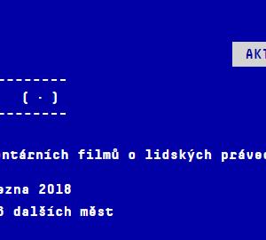 Festival Jeden svět upozorní Olomouc na změny