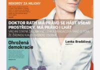 Hospodářské noviny uvádějí novou podobu pátečního vydání
