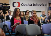 Školní televizní týmy se sjely do Příbrami v rámci projektu Jak se dělá televize