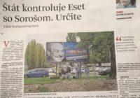 Týždeň slovenských médií – prešľap denníka SME