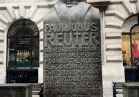 25. duben 1850 – Paul Reuter zajistil spojení s Cáchami pomocí holubů