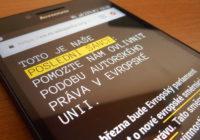 Poslední šance Wikipedie. Stávkuje proti článkům EU