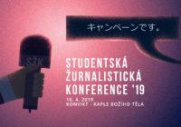 Studentská žurnalistická konference 2019 v Olomouci slibuje nabitý program