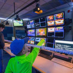 Česká televize se otevřela veřejnosti