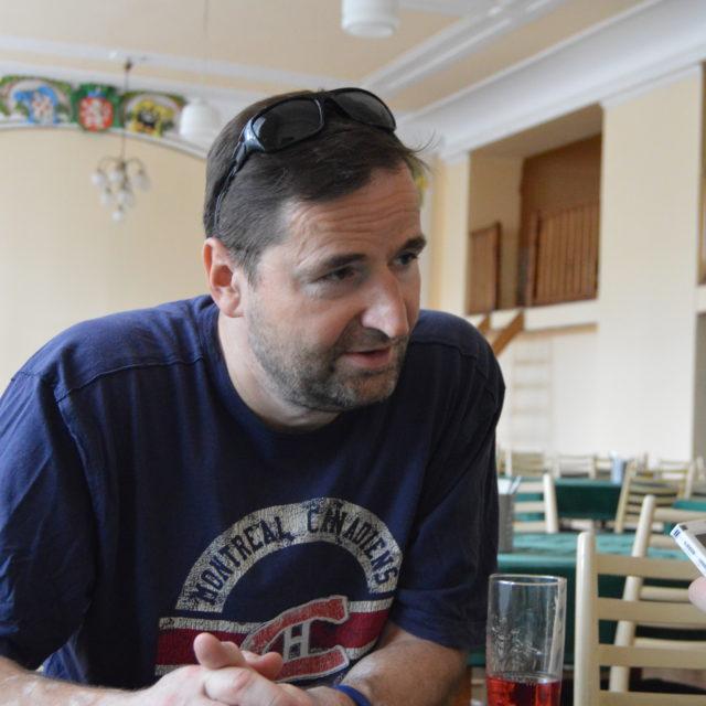 Práci novináře lze skloubit s výukou pouze díky vstřícnosti obou stran, říká Robert Záruba