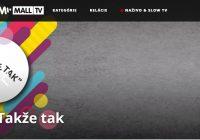 Mall TV zahájila vysílání na Slovensku