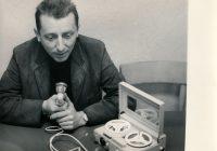 8. října 1928 – narodil se novinář Vít Holubec