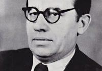 16. října 1908 – narození Josefa Filgase