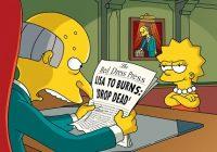Novinář v popkultuře: Jak Líza Simpsonová zachraňuje nezávislou žurnalistiku