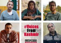"""""""Jsme jako v době kamenné."""" Projekt RSF umožnil kašmírským novinářům prolomit cenzuru"""