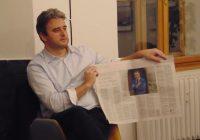 Ján Simkanič debatoval v olomouckém Skautském institutu