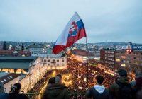 Slovensko stráca slobodu tlače i dôveru v štátne orgány