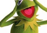 Novinář v popkultuře: Kermit the Frog