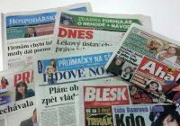 Nejsilnějšími prodejci tisku za loňský rok byli Mafra, Czech News Center a Vltava Labe Media