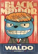 Novinář v popkultuře: Animovaná postavička Waldo kandiduje do parlamentu