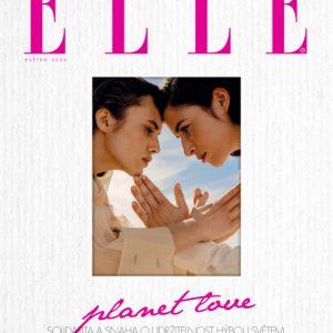 Květnové vydání Elle se zaměřuje na ekologii