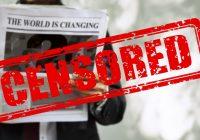 Omezení svobody médií ve světě v době pandemie